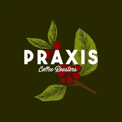 Logo concept for PRAXIS