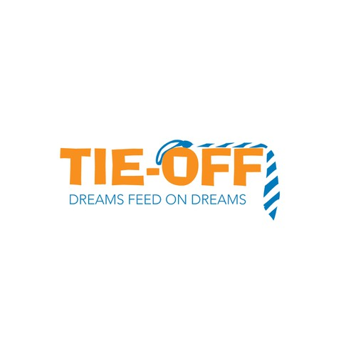 Create the next logo for Tie-Off