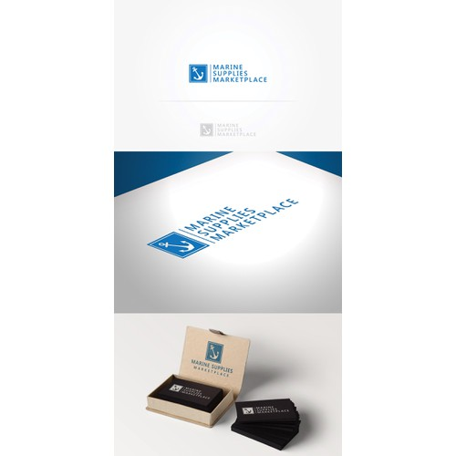 Logo for maritime industry related online directory