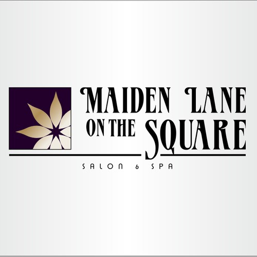Help Maiden Lane On The Square with a new logo