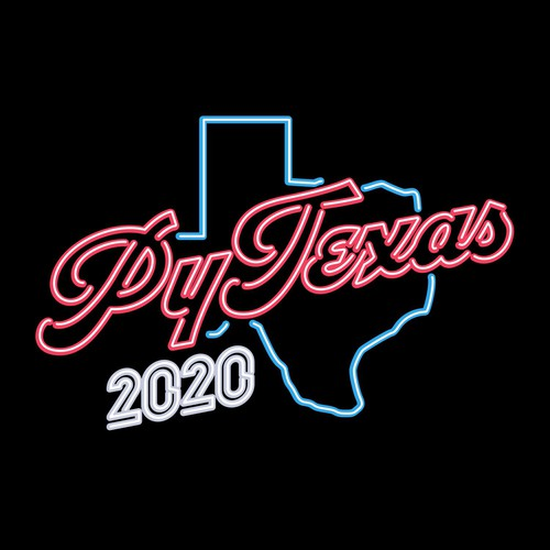 T-shirt Design for Py-Texas Austin Conference