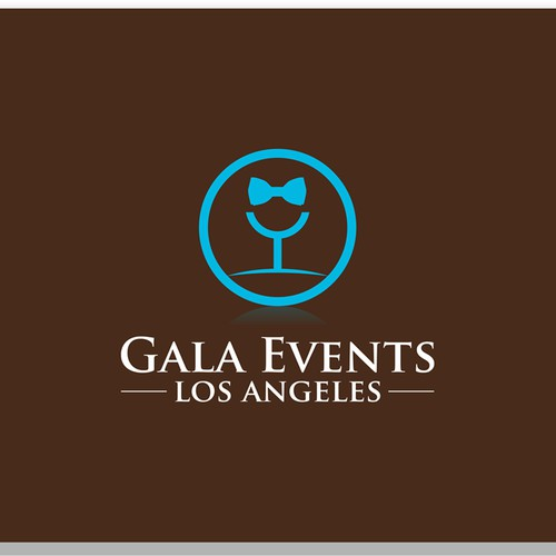 logo for Gala Events Los Angeles