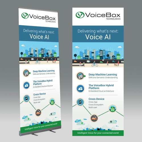 Voice AI banner