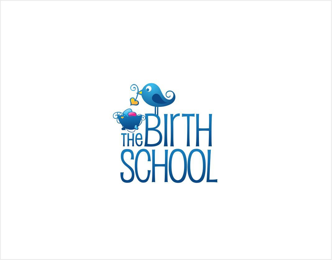 The Birth School needs a new logo