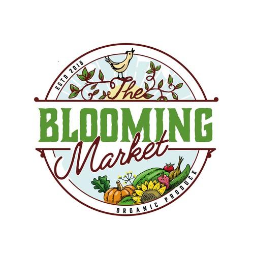 logo for veggie producer