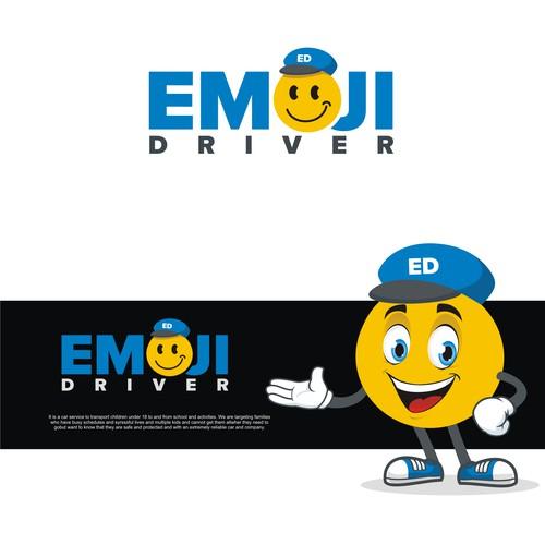 Emoji Driver Logo