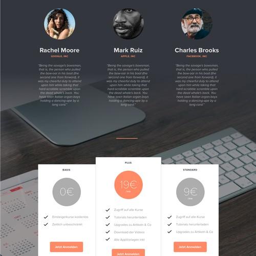 Web Design - Codingtutor.de (2)