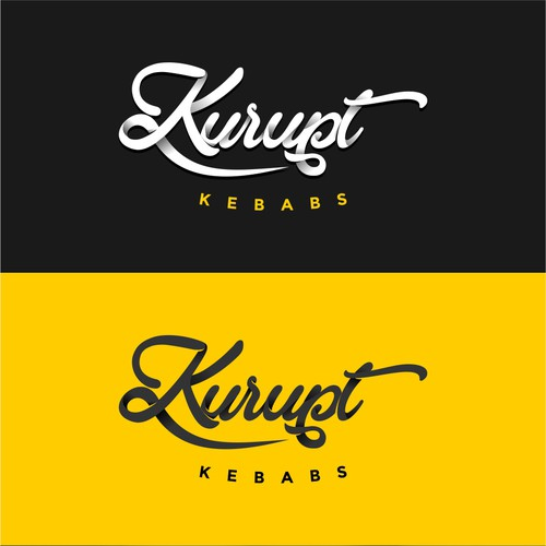 Design a fun logo for celebrity chef's new food adventure - Kurupt Kebabs!