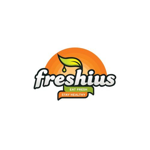 Logo for Freshius