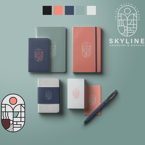 Skyline Notebooks