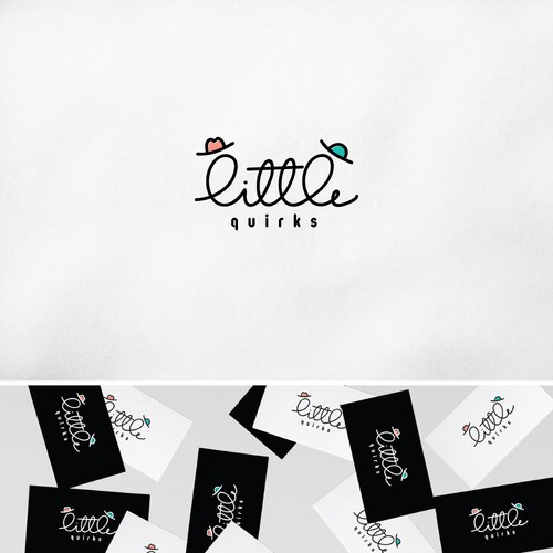Logo Design for Little Quirks