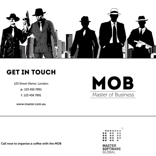 The MOB needs your help