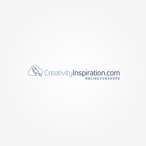 Youthful logo concept for CreativityInspiration.com