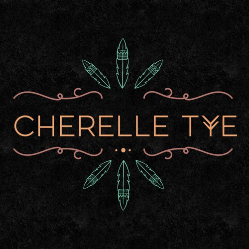 Create a tribal/gypsy/vintage inspired logo!