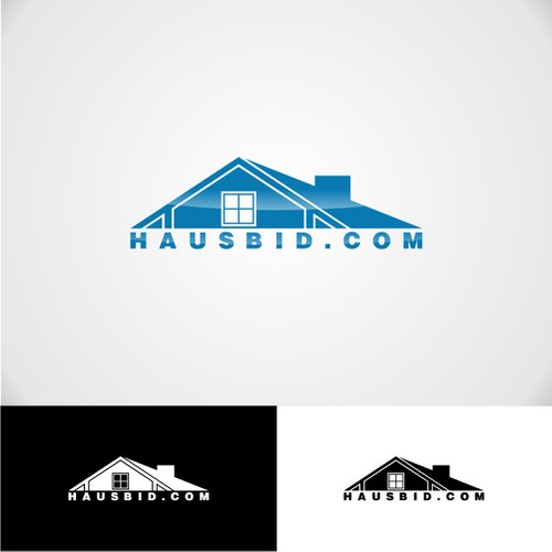 logo for Hausbid.com