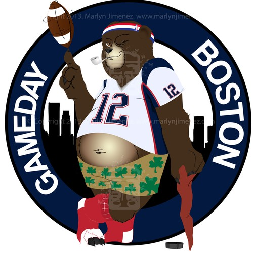 Boston Gameday