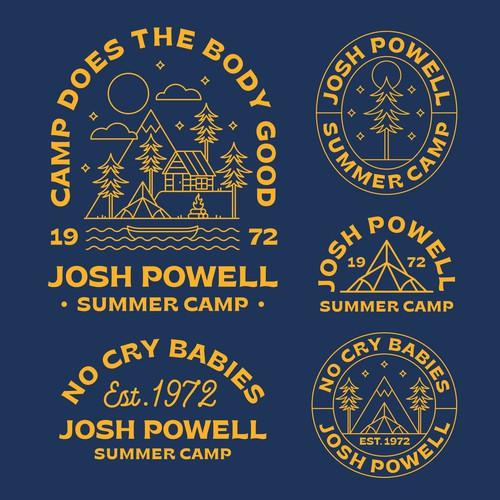 Josh Powell Camp
