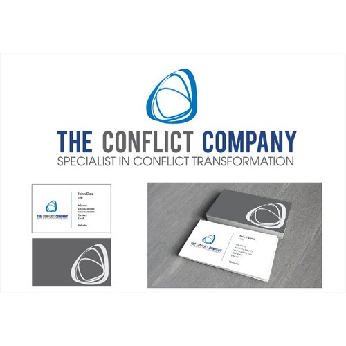 Help The Conflict Company with a new logo