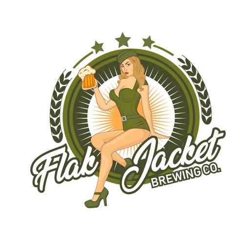 Flat Jacket logo
