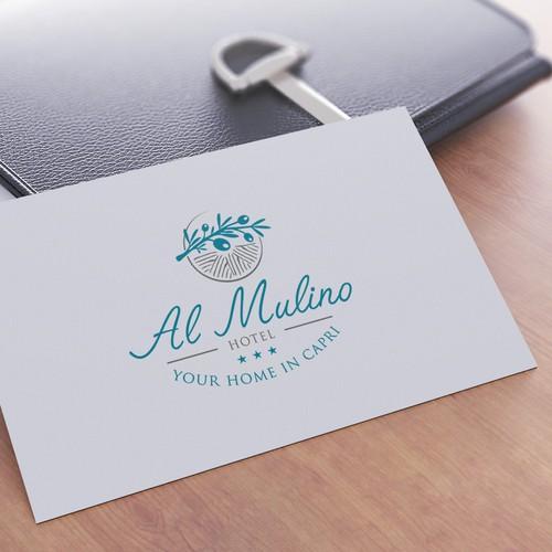 """Logo and brand identity for """"Al Mulino"""""""