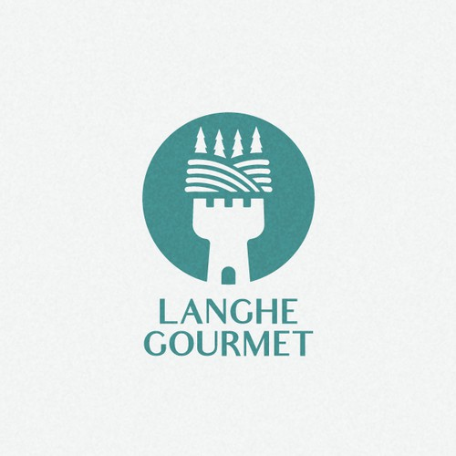 Logo Concept for Langhe Gourmet