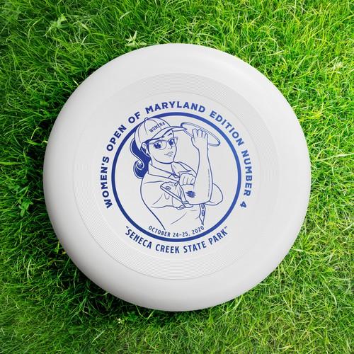 Golf Disc Design
