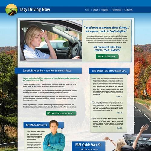 FATALLY BORING Site Needs Brilliant Designer