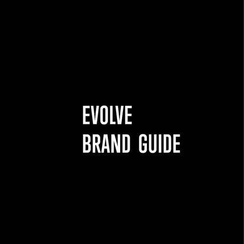 Evolve Brand Guide