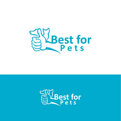 Logo Concept for Best for Pets