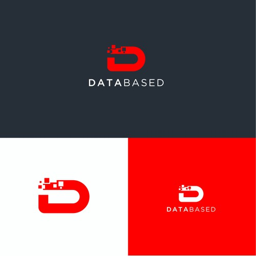 Bold logo concept for DATABASED.