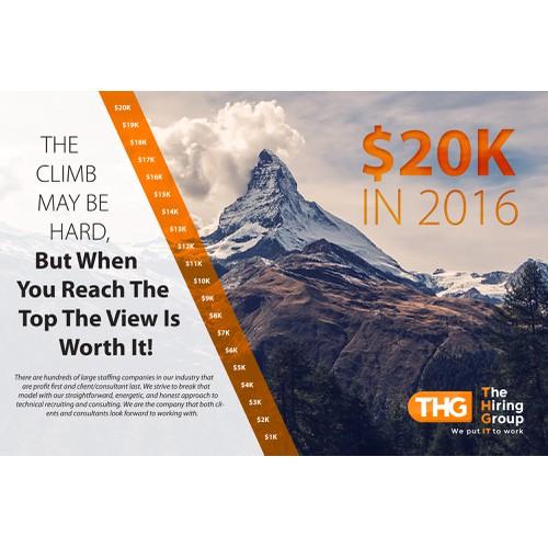 The Climb May Be Hard