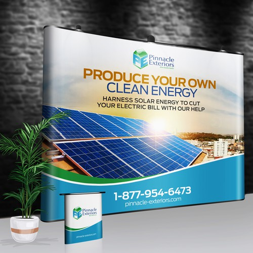 PRODUCE YOUR OWN CLEAN ENERGY