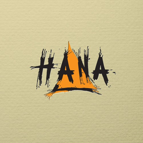 HANA Logo design