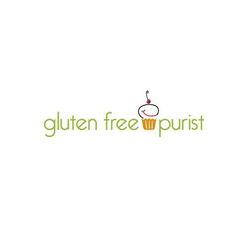 Create the next logo for Gluten Free Purist