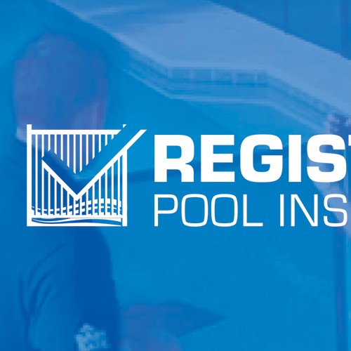 A logo for pool owners to see