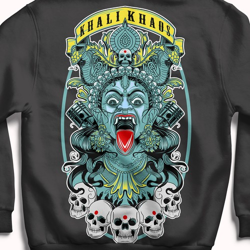 khali khaos hoodie
