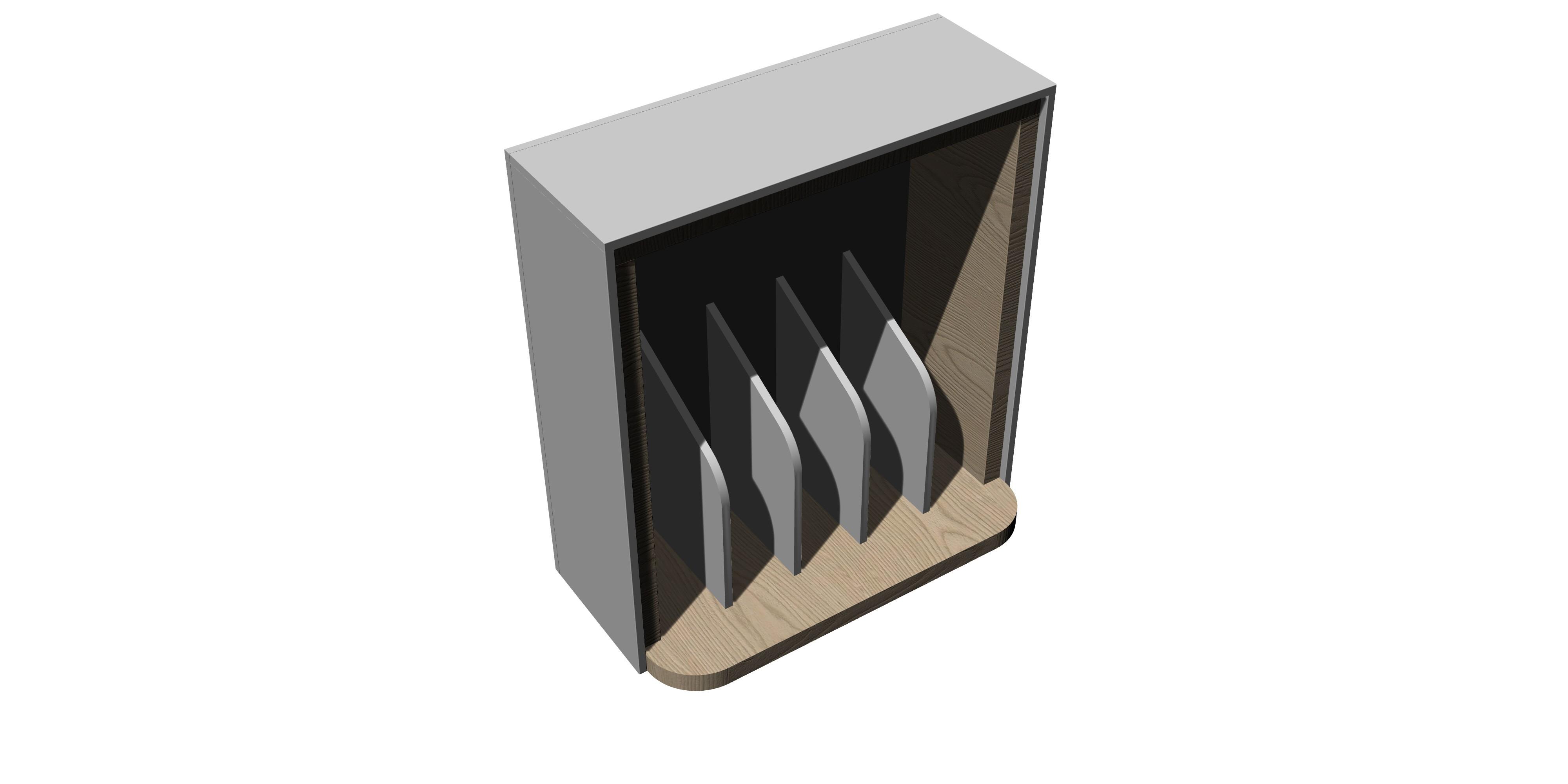 Twin Mattress Display