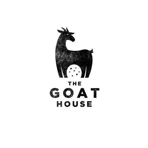 The Goat House Logo