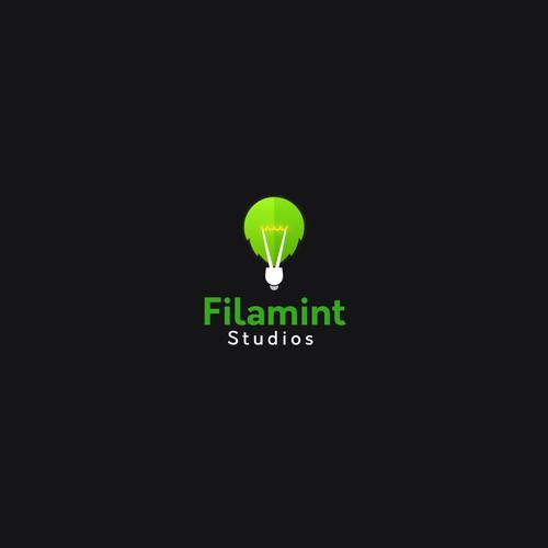 Filament + mint.