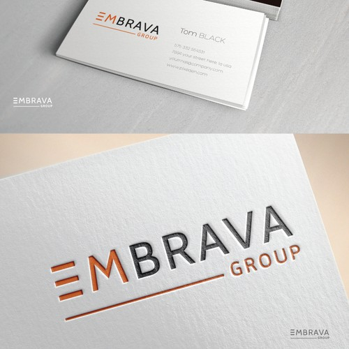 """Launch a fast growing """"global trade"""" company with a clean, modern logo"""