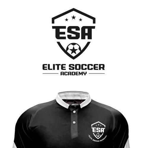 Elite Soccer Academy - Logo