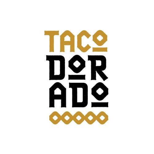 Logo concept for a modern Mexican restaurant