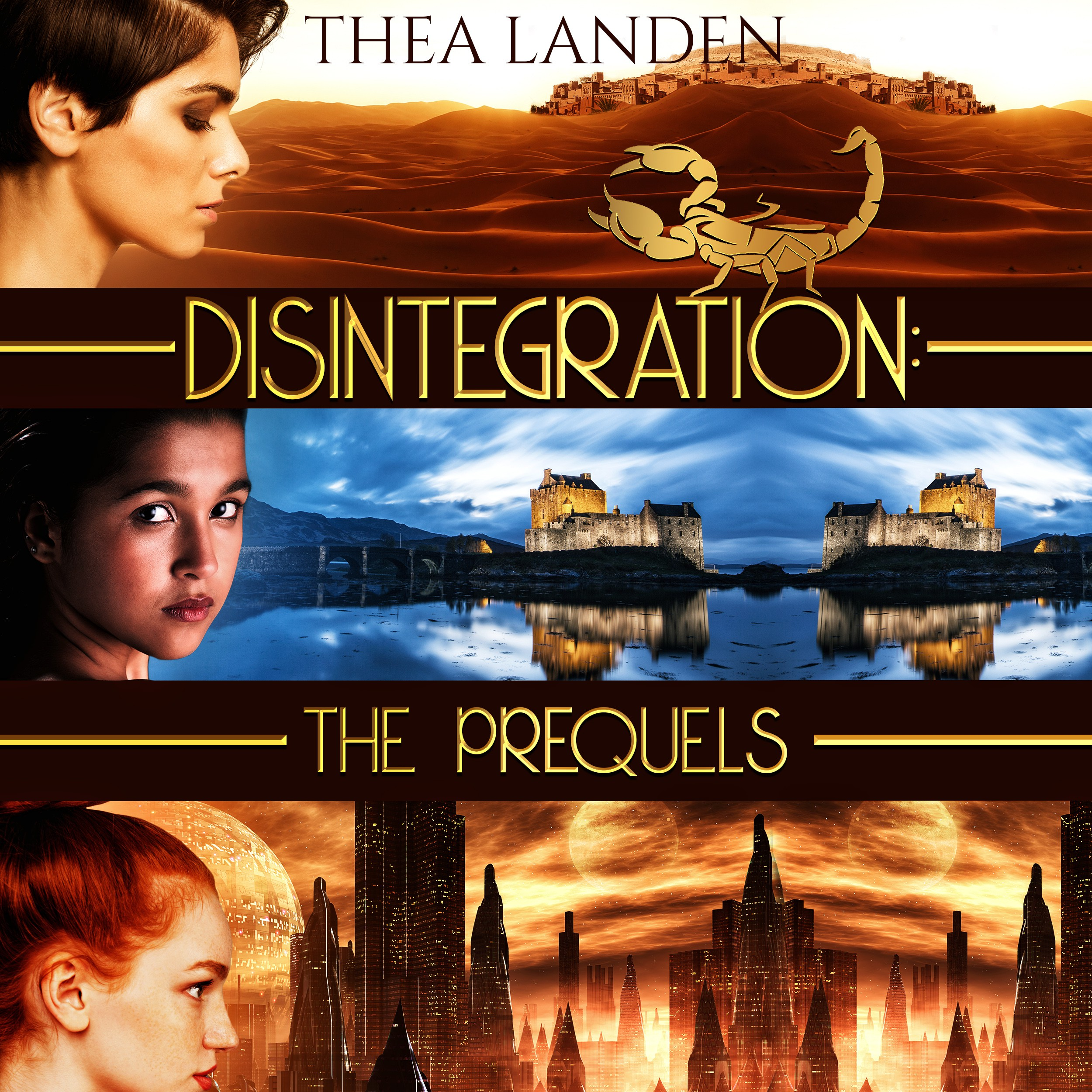 Disintegration: The Prequels - ebook only