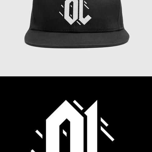 Cap branding