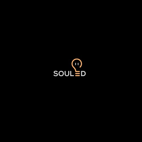 Logo Concept for a Lightening Furnishing Company Called 'SOULED'
