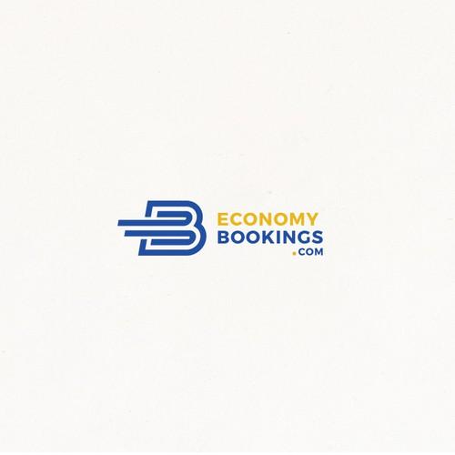 EconomyBookings.com Logo Design