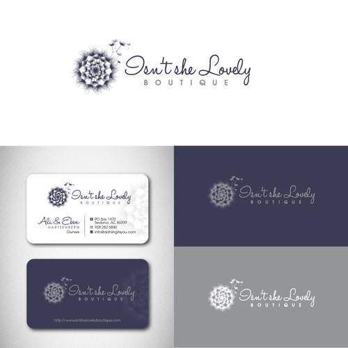 Logo for Isn't she Lovely Boutique