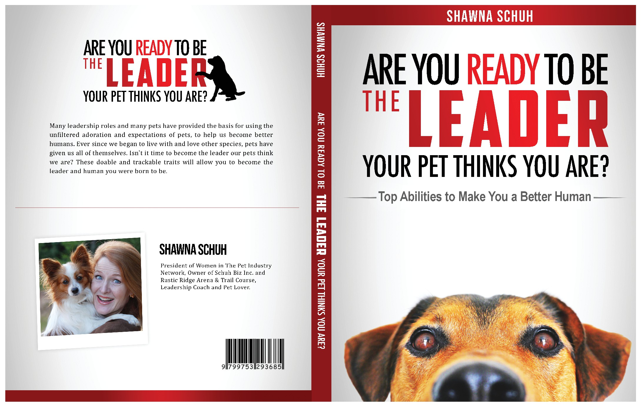 Use Your Creativity to Combine Two Cool Concepts - Leaders & Pets!