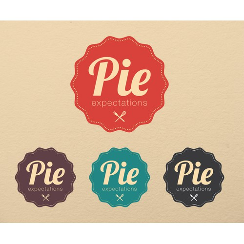 Pie Expectations needs a new logo