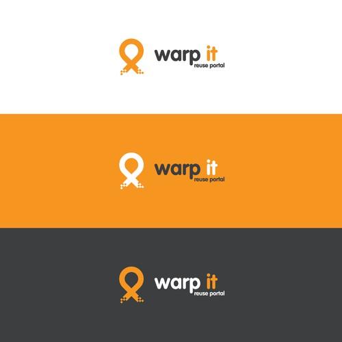 Warp it logo update